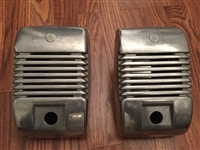 2 New Detroit Diecast Do It Yourself Project RCA Drive-In Movie Car Show Prop Speaker Castings
